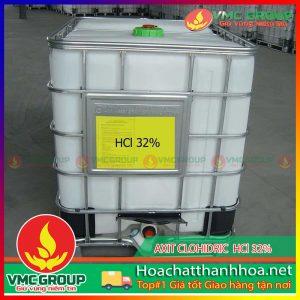 AXIT CLOHIDRIC HCL 32% HCVMTH