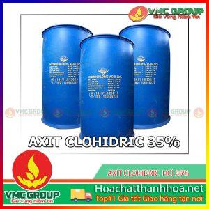 AXIT CLOHIDRIC HCl 35% HCVMTH