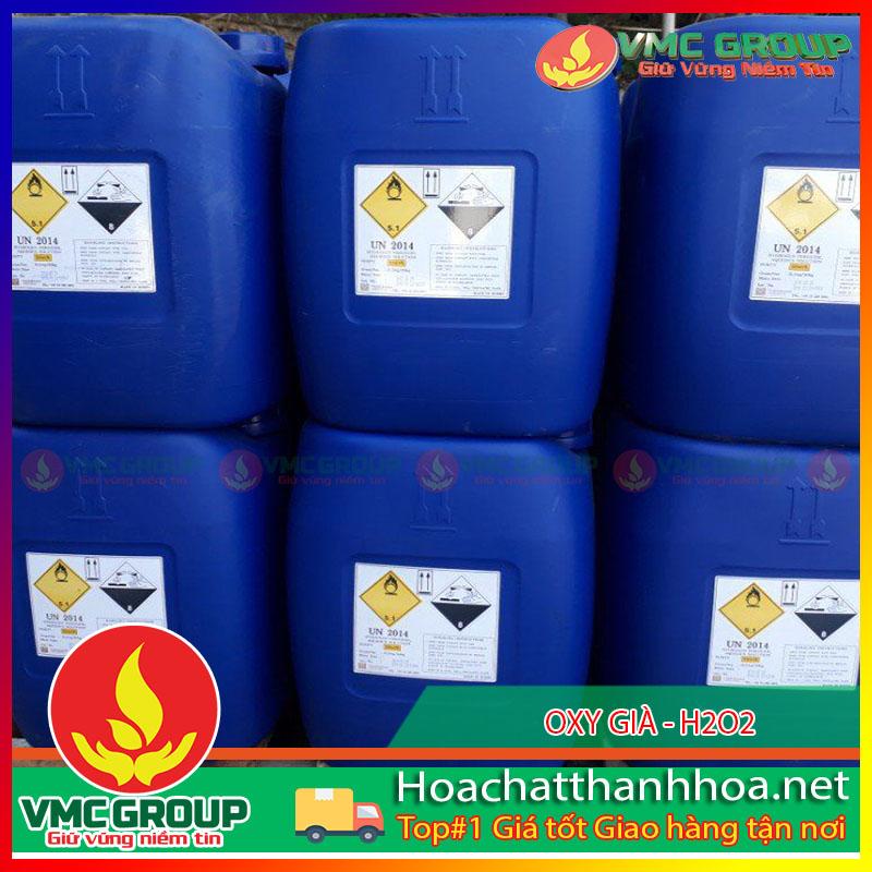 OXY GIÀ - H2O2 -HYDROGEN PEROXIDE HCVMTH