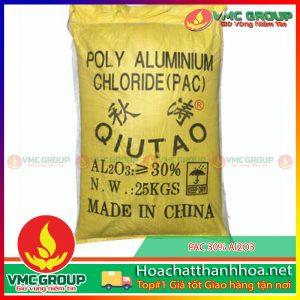 PAC 30% Al2O3 HCVMTH