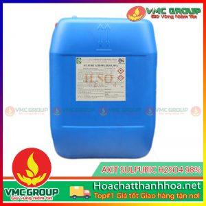 AXIT SULFURIC H2SO4 98% HCVMTH