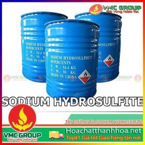 TẨY ĐƯỜNG- SODIUM HYDROSULFITE- HCVMTH