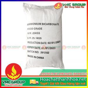AMONIUM BICARBONATE (NH4HCO3) HCVMTH