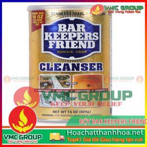 BỘT BAR KEEPERS FRIEND CLEANSER HCVMTH