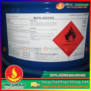 BUTYL ACETATE (BA) C6H12O2 HCVMTH