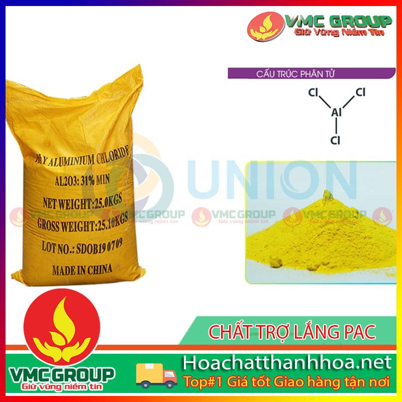 PAC 31% TQ POLYALUMINIUM CHLORIDE AL2O3 HCVMTH