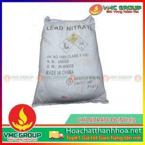 CHÌ NITRATE Pb(NO3)2 LEAD NITRATE HCVMTH