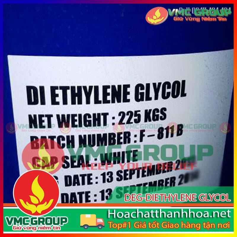DEG-DIETHYLENE GLYCOL C4H10O3 HCVMTH