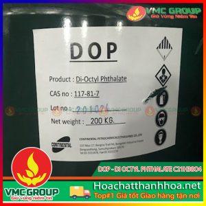 DOP - DI OCTYL PHTHALATE C21H38O4 HCVMTH