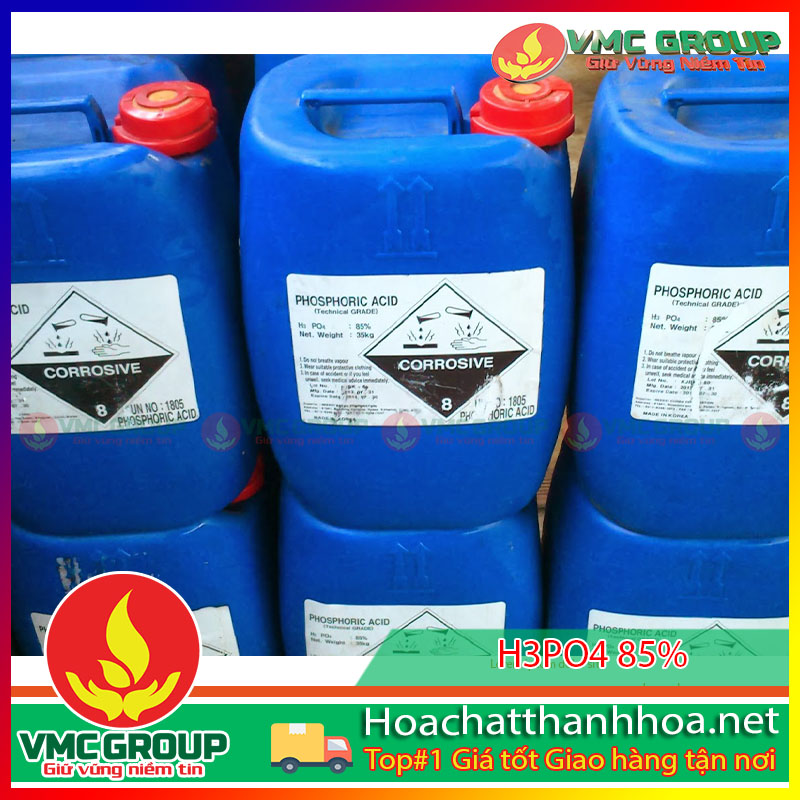 H3PO4 85% VIỆT NAM HCVMTH