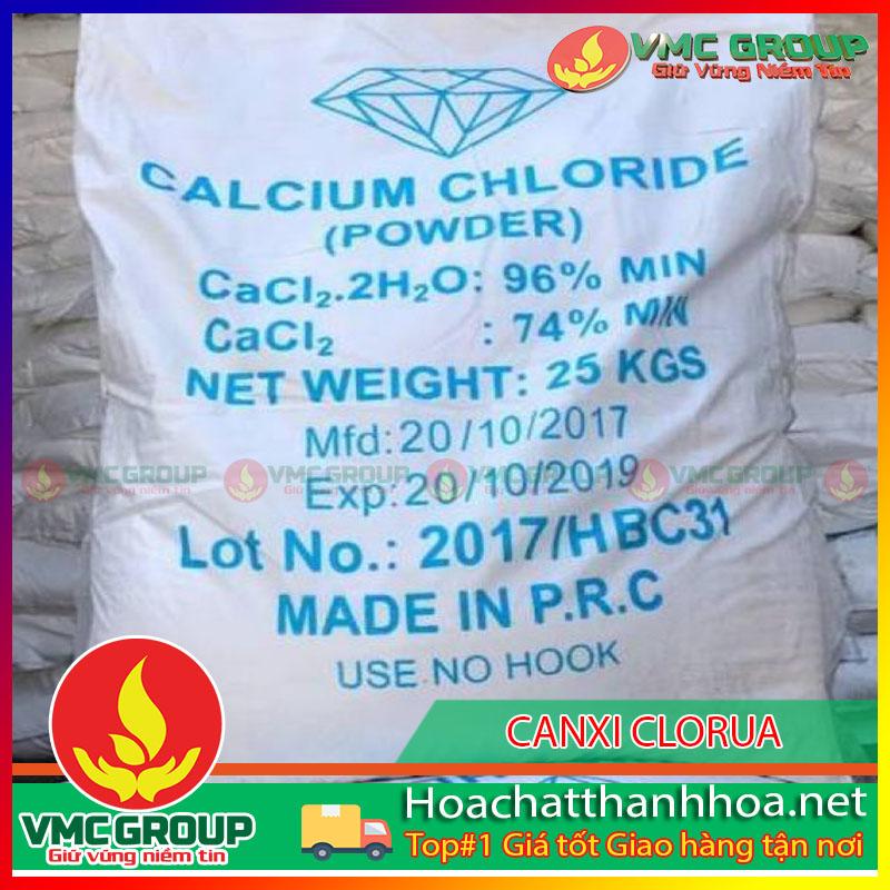 CANXI CLORUA- CaCl2 HCVMTH
