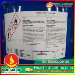 ISO- BUTANOL C4H10O HCVMTH