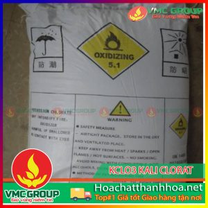 KCLO3 KALI CLORAT HCVMTH