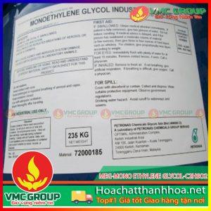 MEG-MONO ETHYLENE GLYCOL-C2H6O2 HCVMTH
