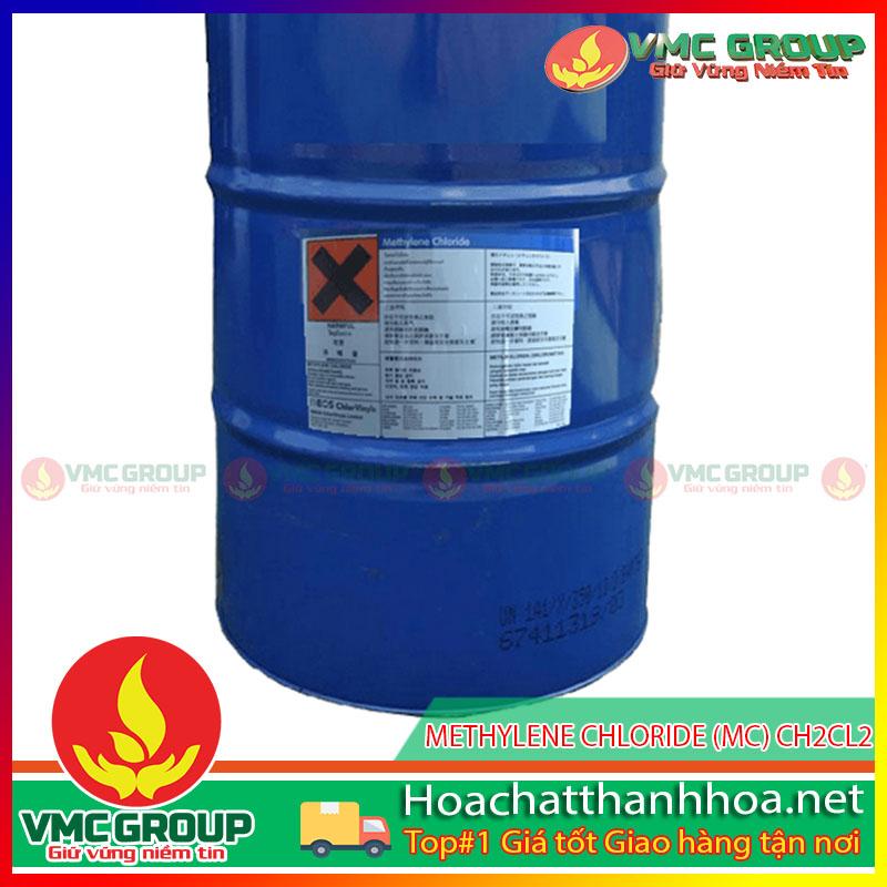 METHYLENE CHLORIDE (MC) CH2CL2 DUNG MÔI - HCVMTH