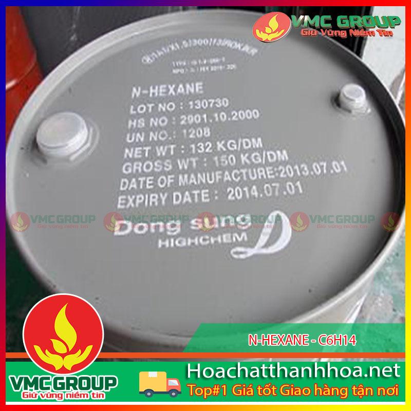 N-HEXANE - C6H14 HCVMTH