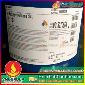 N- METHYL PYRROLIDONE (NMP) C5H9NO HCVMTH