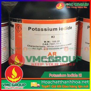 POTASSIUM IODIDE KI TINH KHIẾT HCVMTH