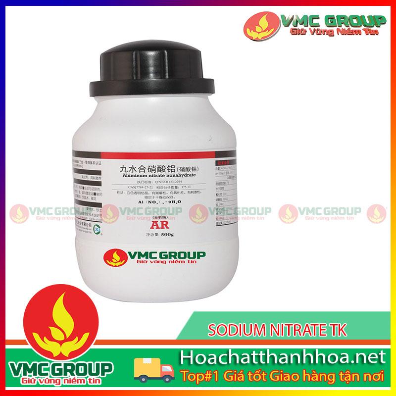 SODIUM NITRATE- NANO3 TINH KHIẾT HCVMTH