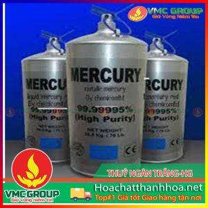 THUỶ NGÂN TRẮNG-HG-MERCURY HCVMTH