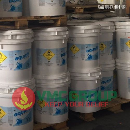 ban Clorin Aquafit an do 70% – Ca(OCl)2 – CANXI HYPOCHLORITE