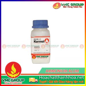BÁN AMONI PHÈN - AMMONIUM ALUM - (NH4)Al(SO4)2.12H2O HCVMTH