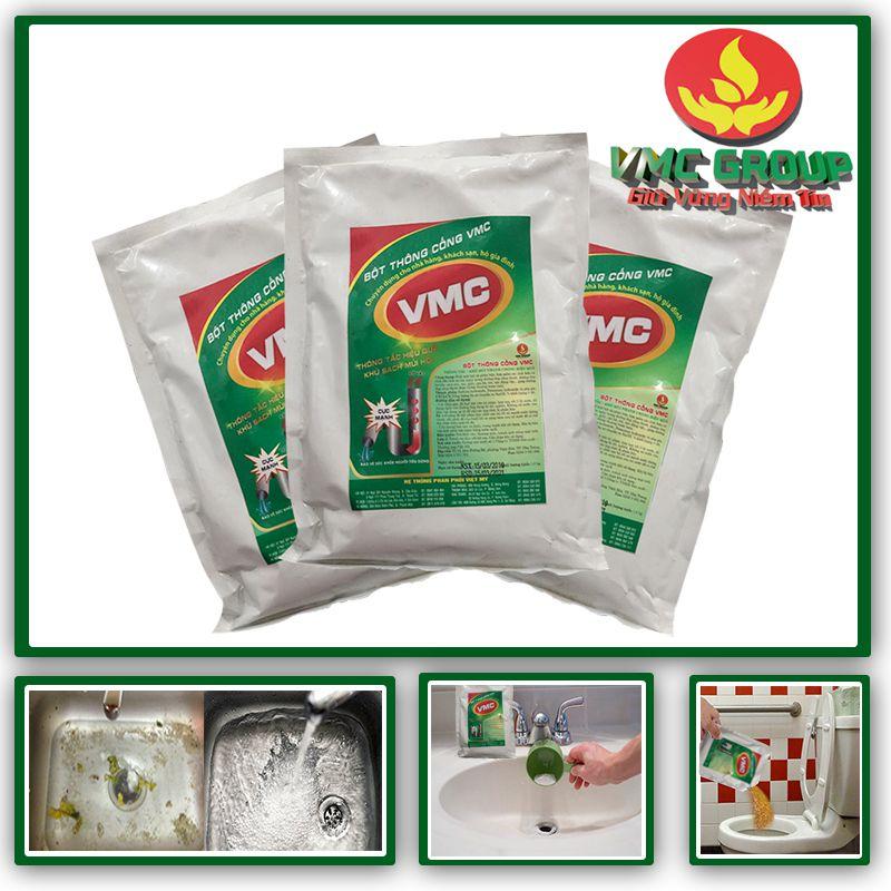 BỘT THÔNG CỐNG VMC 2
