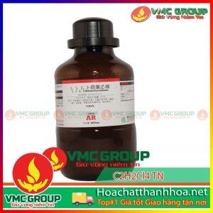 BÁN 1,1,2,2 – TETRA CHLORO ETAN - C2H2Cl4 HCVMTH