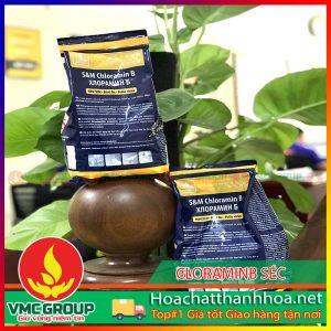 CLORAMIN B SEC - KHỬ TRÙNG NƯỚC SINH HOẠT HCVMTH