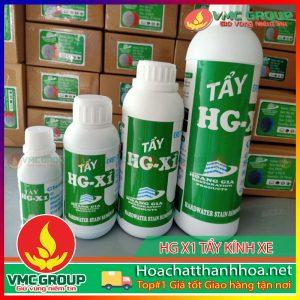 BÁN DUNG DỊCH HG X1 TẨY KÍNH XE HCVMTH
