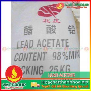 BÁN Pb(CH3COO)2 - LEAD ACETATE HCVMTH