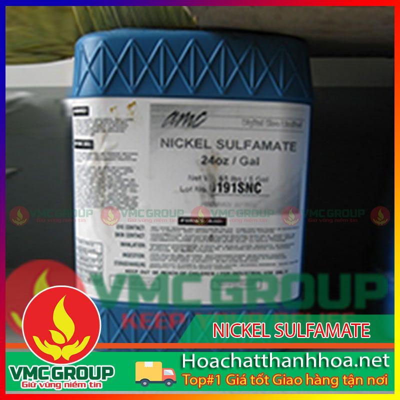 NICKEL SULFAMATE Ni(NH2SO3)2 HCVMTH