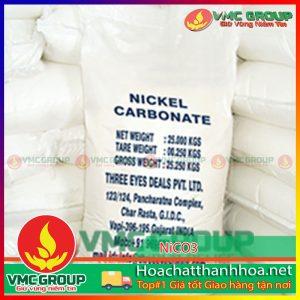 HÓA CHẤT NiCO3 NICKEL CARBONATE HCVMTH