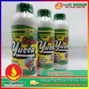 BÁN SUPER YUCCA - THUỐC THỦY SẢN HCVMTH