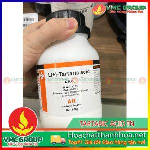 BÁN TARTARIC ACID – L(+)– C4H6O6 HCVMTH