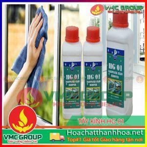 BÁN DUNG DỊCH TẨY KÍNH HG 01 HCVMTH