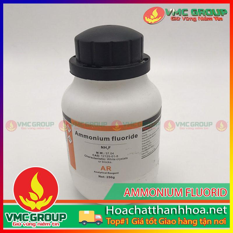 MUA BÁN AMMONIUM FLUORID - NH4F HCVMTH