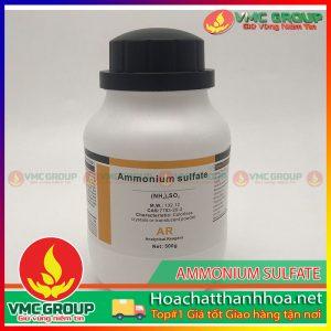 BÁN HCTN (NH4)2SO4 - AMMONIUM SULFATE HCVMTH