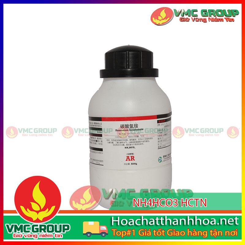 MUA BÁN AMMONIUM BICARBONATE - NH4HCO3 HCVMTH