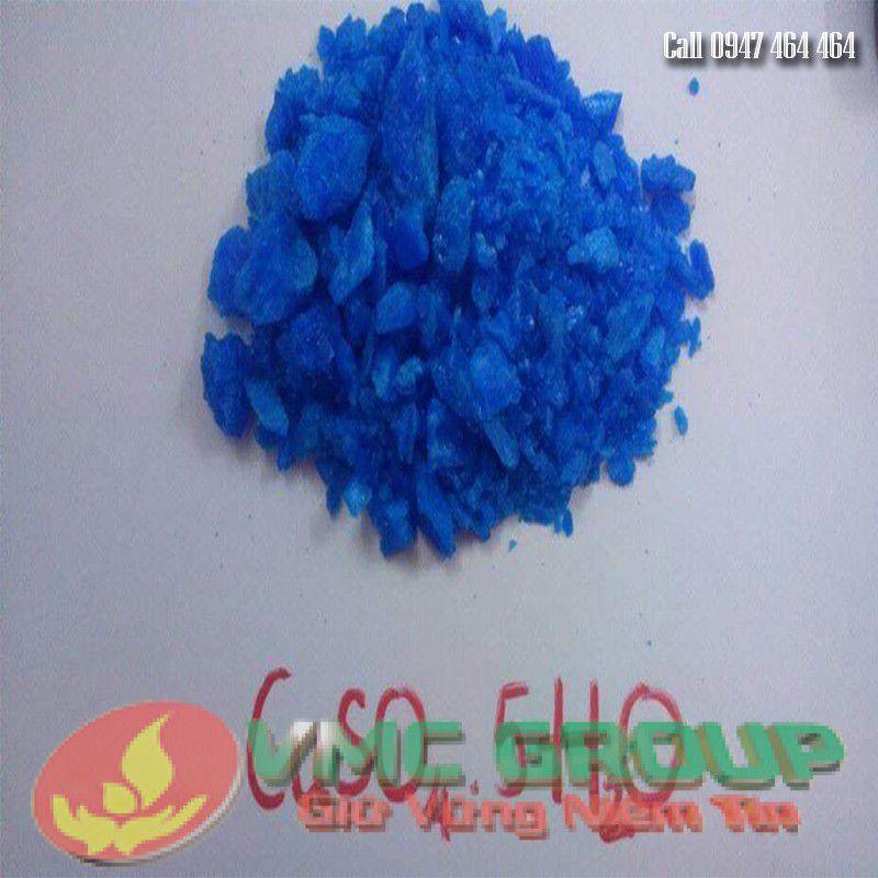 CuSO4.5H2O ĐỒNG CỤC
