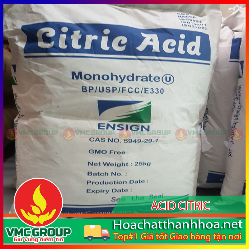 ACID CITRIC- AXIT CHANH HCVMTH