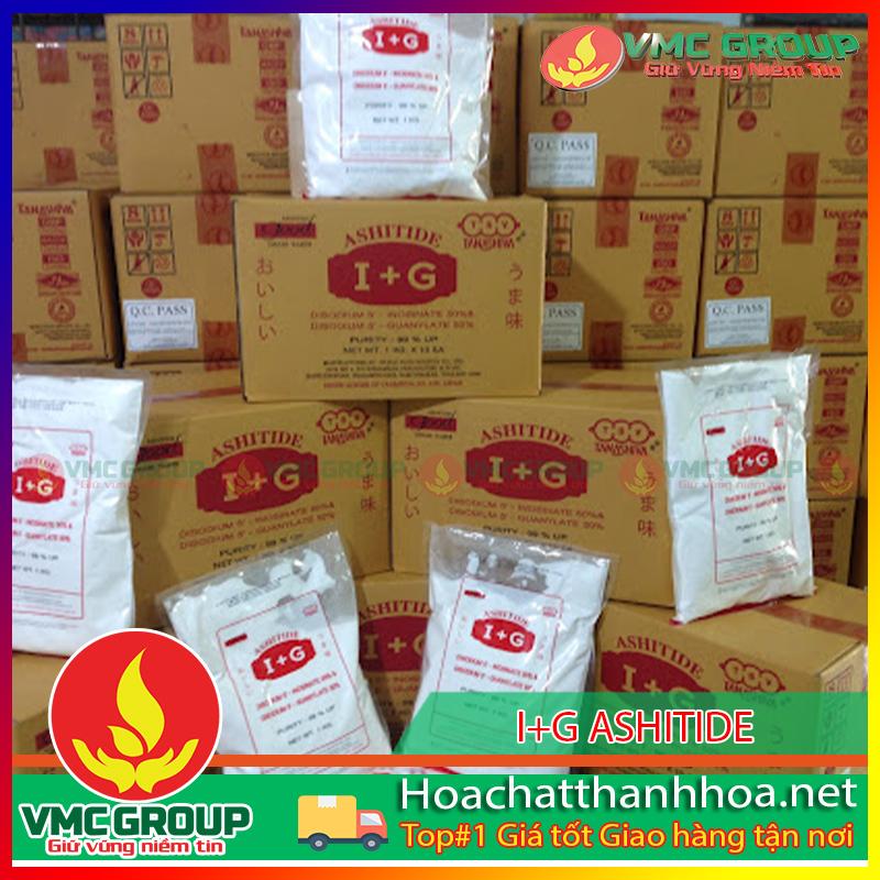 CHẤT ĐIỀU VỊ I+G ASHITIDE IG HCVMTH